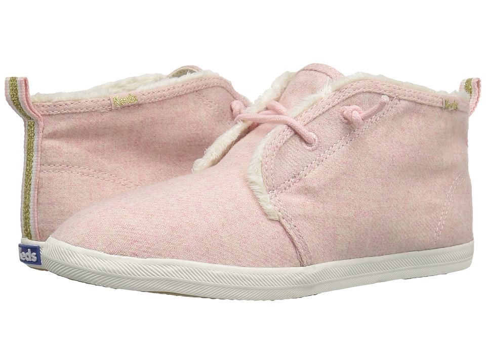 Keds Chillax Chukka Wool (Pink) Women
