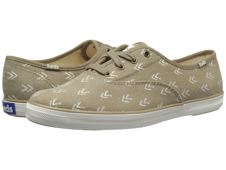 Keds Champion Arrow (Olive) Women