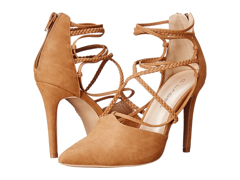 C Label Liberty-17 (Camel) High Heels
