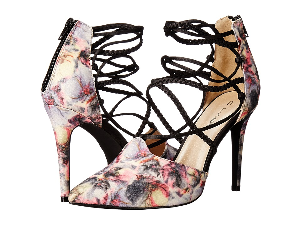C Label - Liberty-17A (Black) High Heels