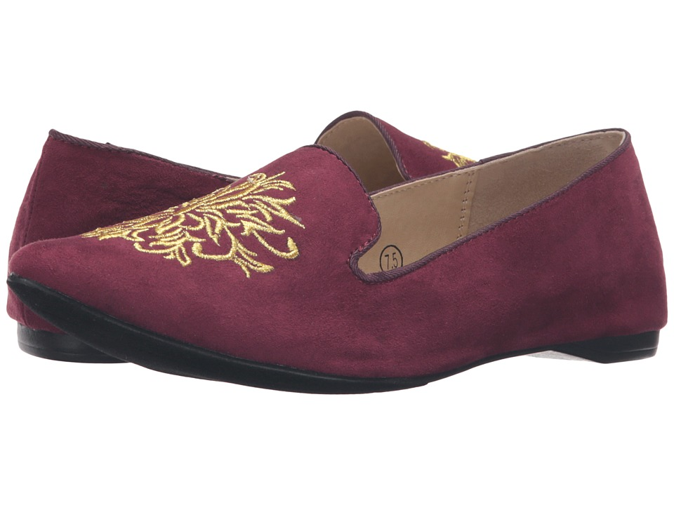 C Label Paige-4 (Wine) Women