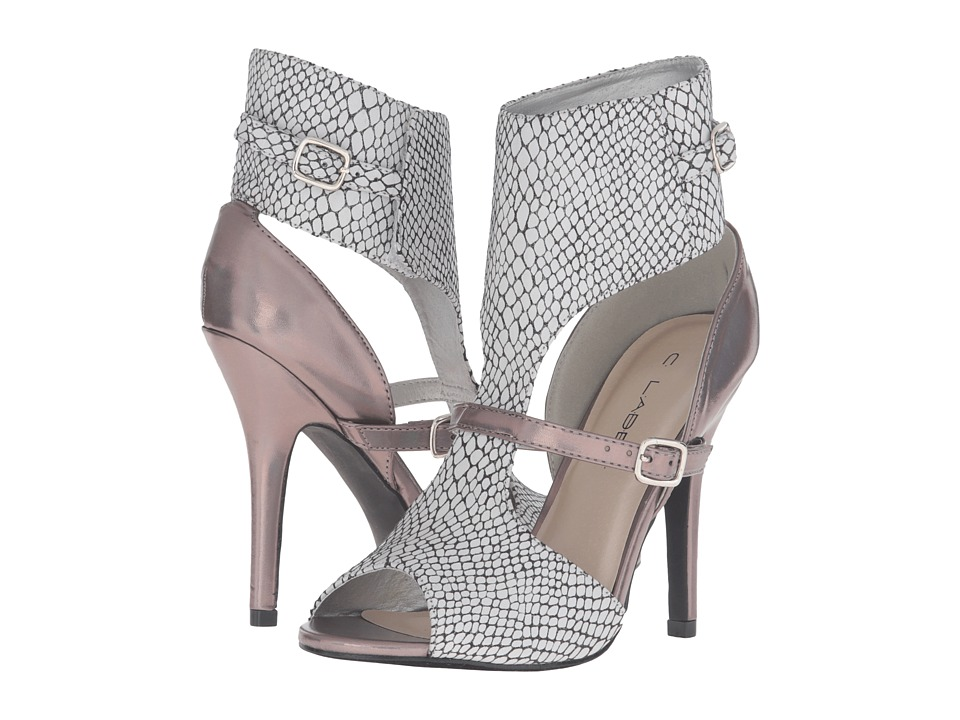 C Label Milan-30 (Pewter) High Heels