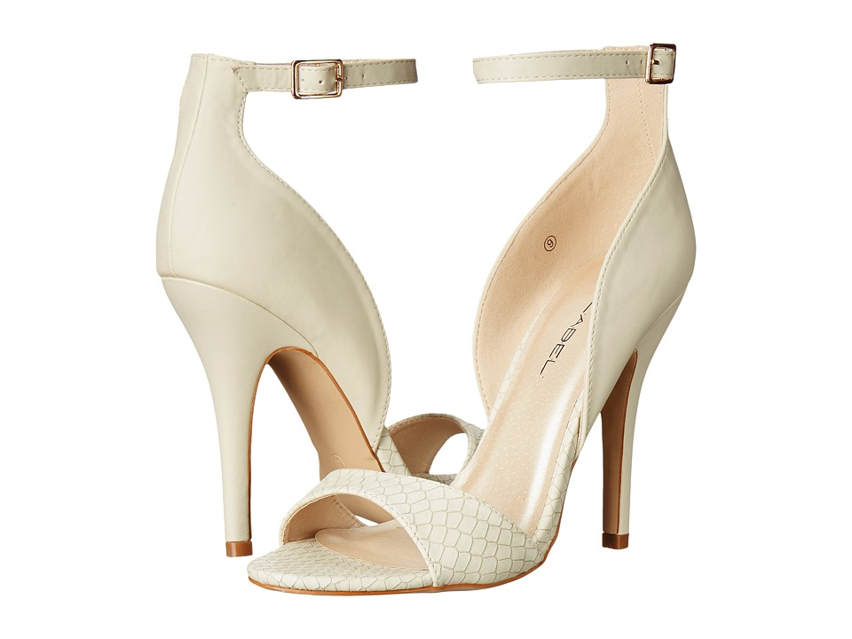 C Label - Milan-27A (Beige) High Heels