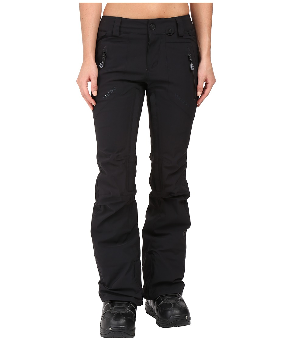 Volcom Snow - PVN Gore Stretch Pants (Black) Women's Casual Pants