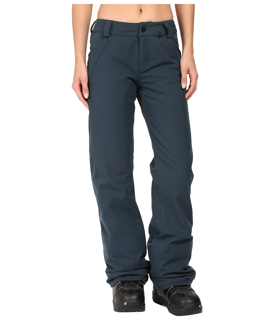 Volcom Snow - Frochickie Insulated Pants (Dark Navy) Women's Casual Pants