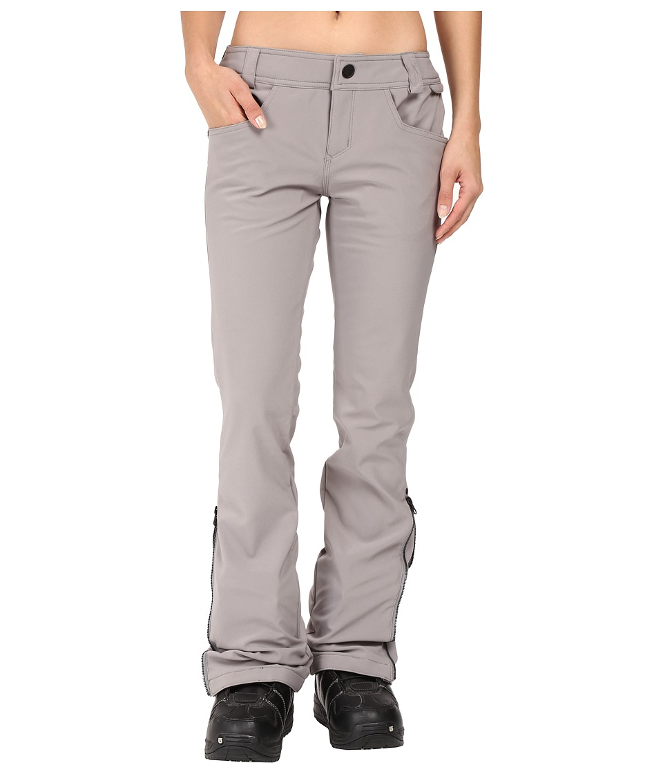Volcom Snow - Battle Stretch Pants (Grey) Women's Casual Pants