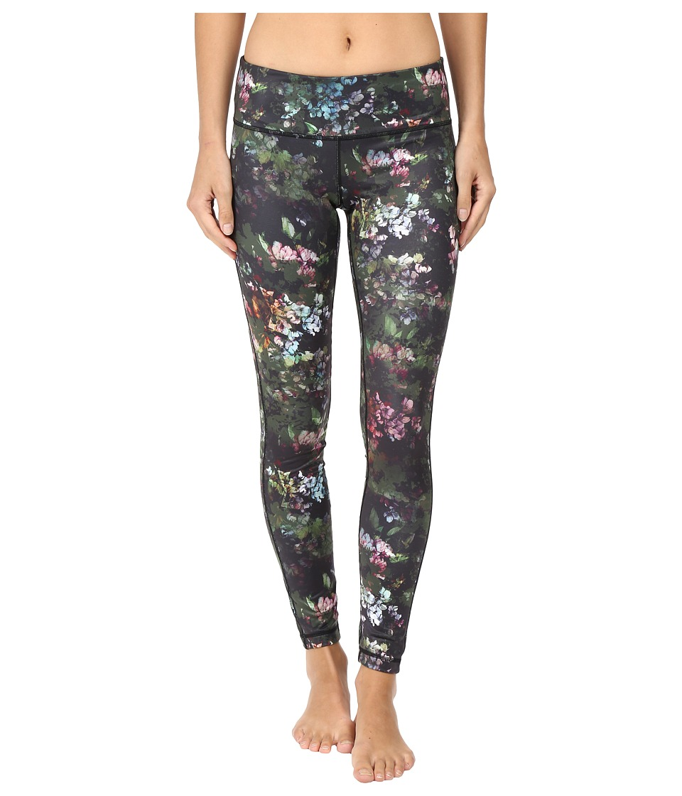 Volcom Snow - Arctic Pants (Black Floral Print) Women's Casual Pants