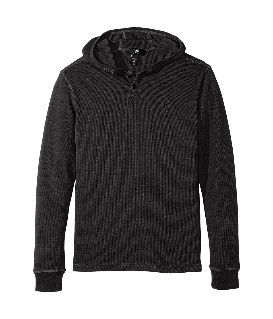 Volcom Kids - Murphy Thermal (Big Kids) (Black 2) Boy's Clothing