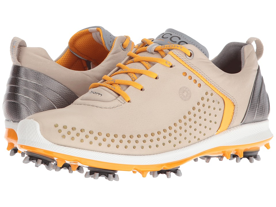ECCO Golf - BIOM G 2 (Oyster/Fanta) Women's Golf Shoes