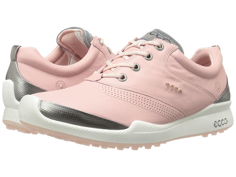 ECCO Golf BIOM Hybrid Hydromax (Silver Pink/Silver Pink) Women