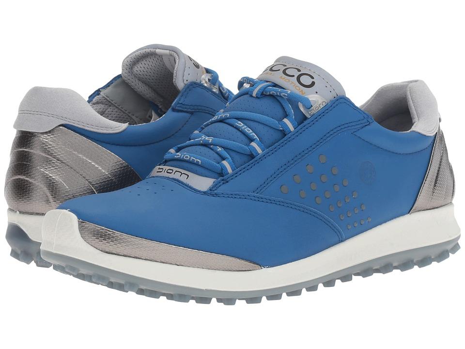 ECCO Golf BIOM Hybrid 2 (Bermuda Blue/Trooper) Women