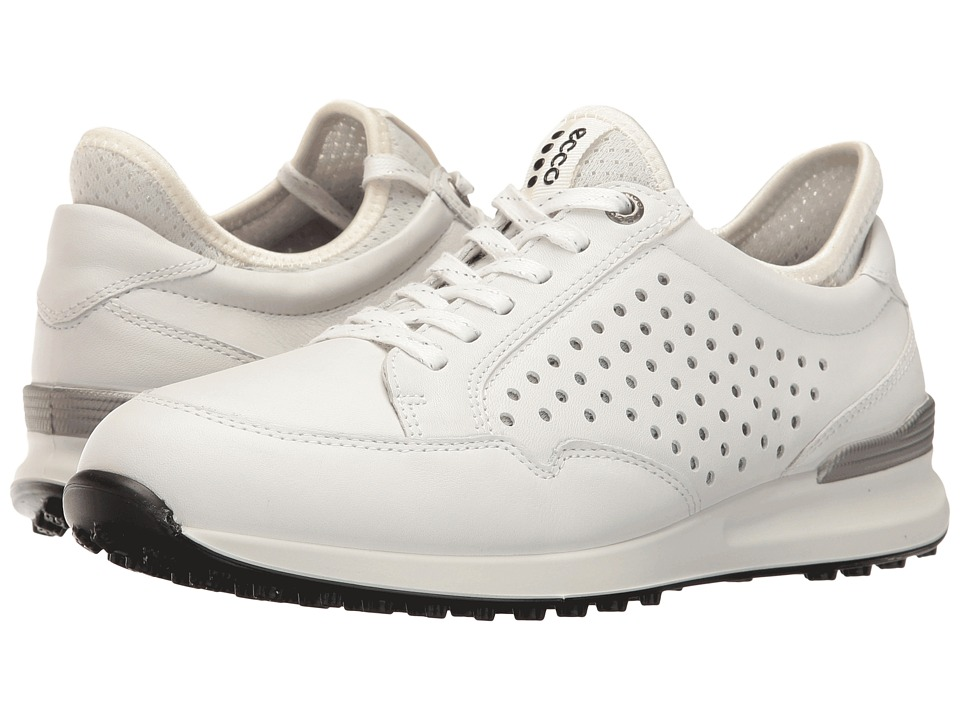 ECCO Golf - Speed Hybrid (White/White) Women's Shoes