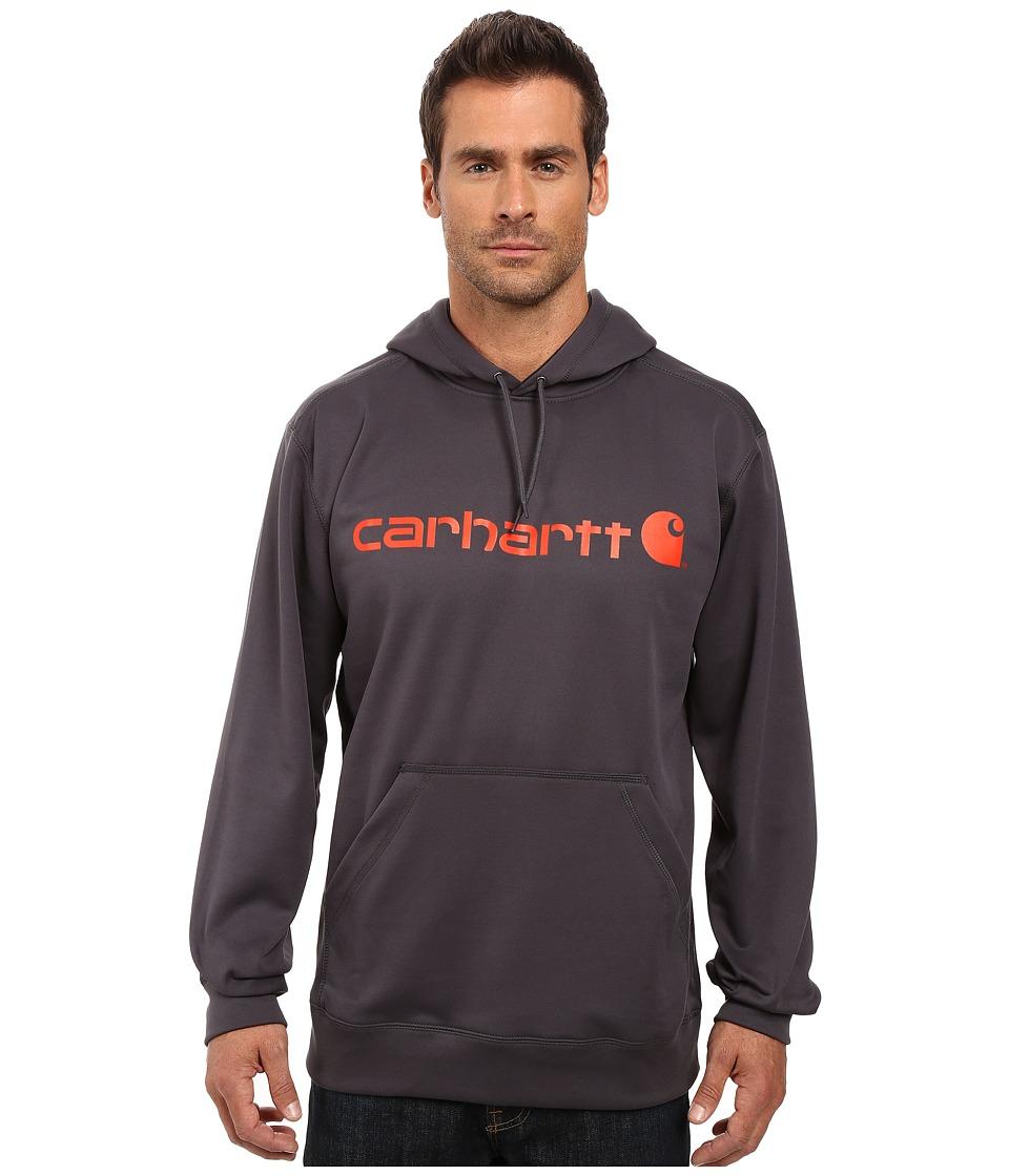 Carhartt - Force Extremes Signature Graphic Hooded Sweatshirt (Shadow) Men's Sweatshirt