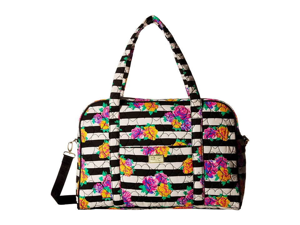 Luv Betsey - Cruise Weekender (Floral) Weekender/Overnight Luggage