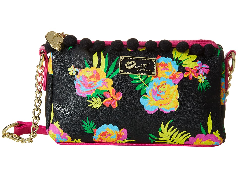 Luv Betsey - Lola Crossbody (Multi) Cross Body Handbags