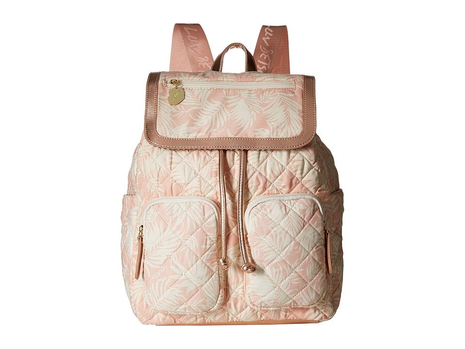 Luv Betsey - Kari Backpack (Blush) Backpack Bags
