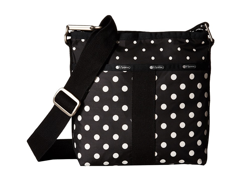 LeSportsac - Essential Crossbody (Sun Multi Black) Cross Body Handbags