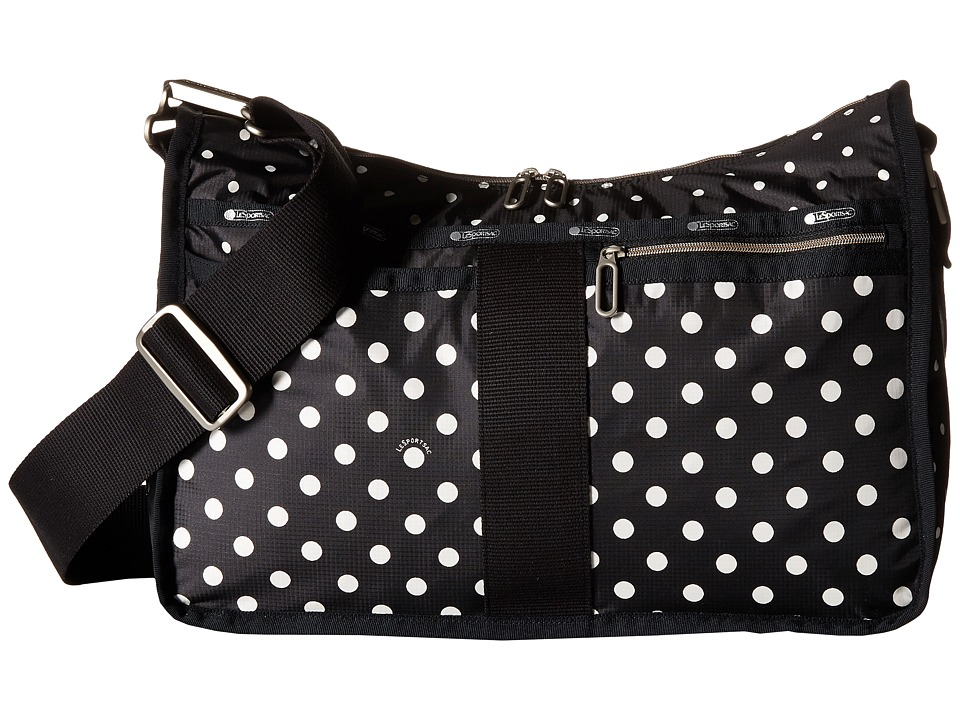 LeSportsac - Everyday Bag (Sun Multi Black) Handbags