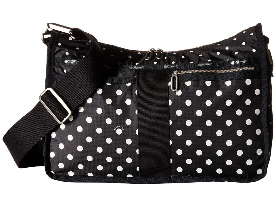 LeSportsac - Everyday Bag (Sun Multi Black) Handbags