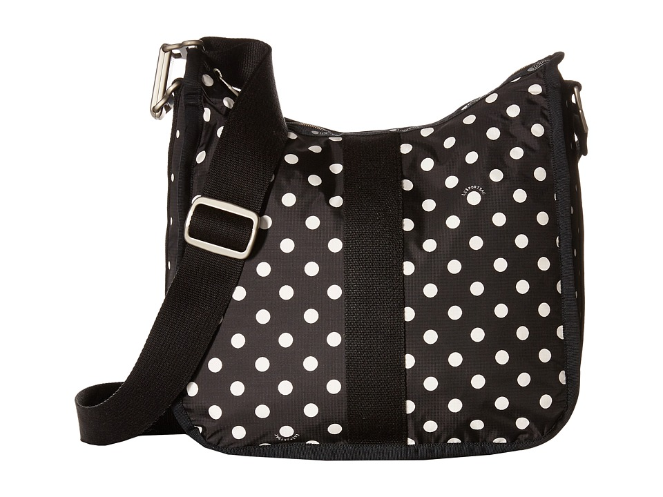 LeSportsac - Weekender Hobo (Sun Multi Black) Hobo Handbags