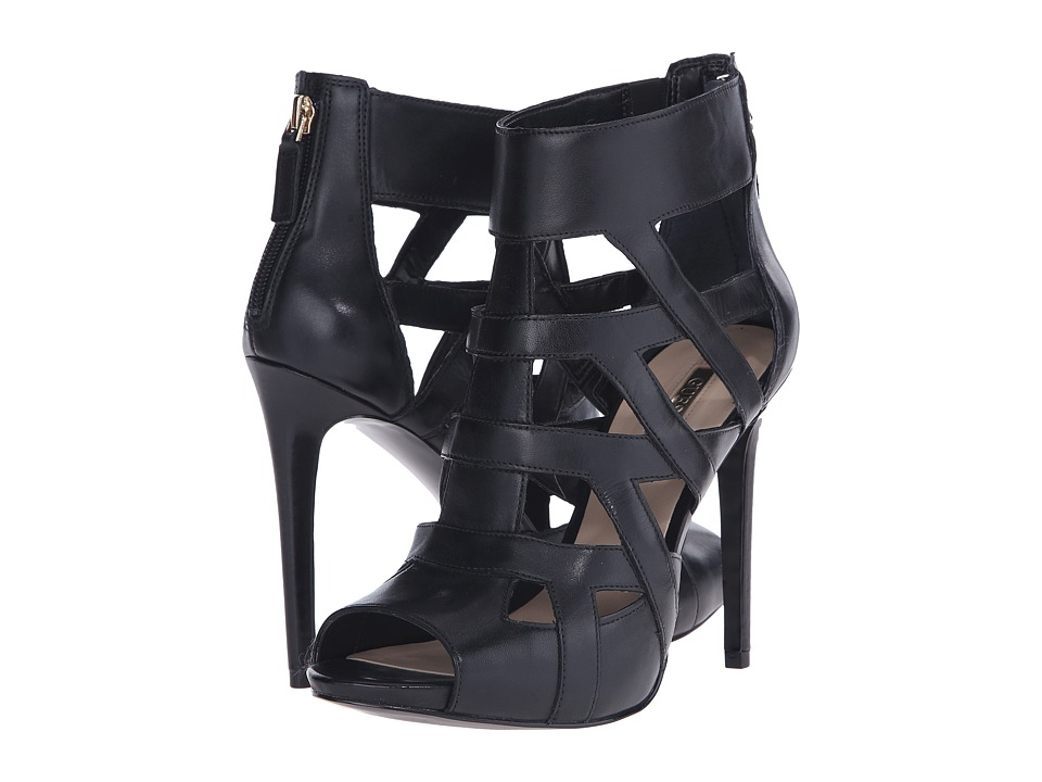 GUESS Addae (Black Leather) Women