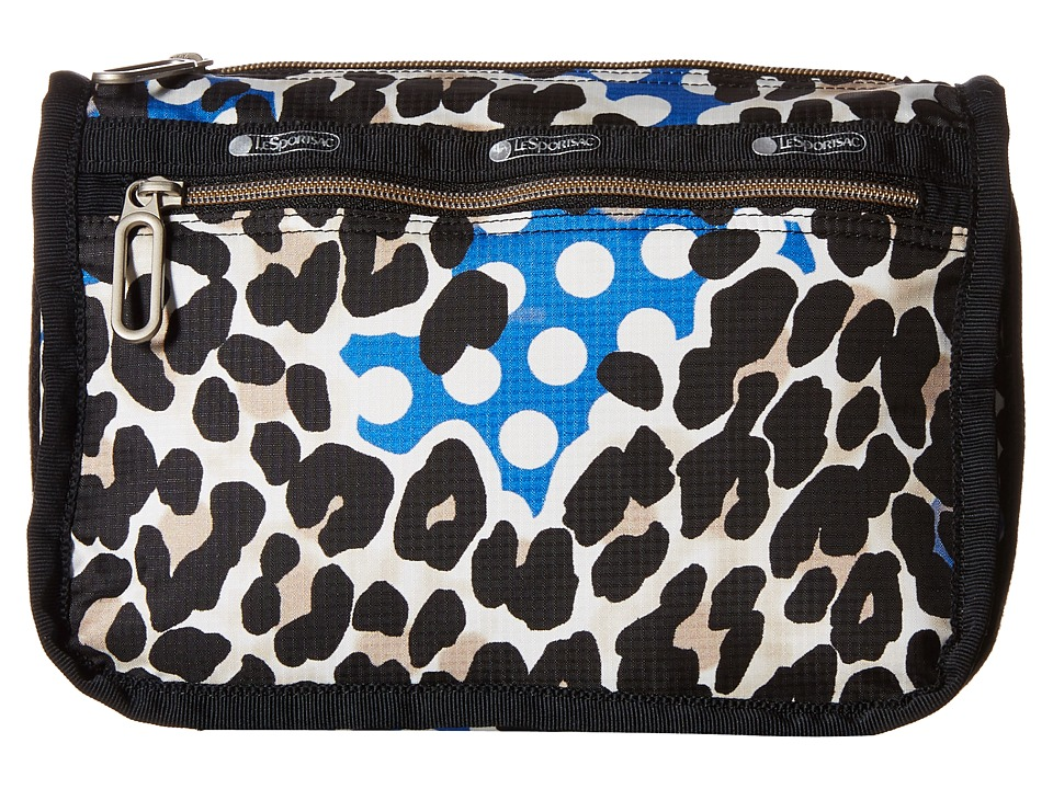 LeSportsac - Everyday Cosmetic Case (Animal Dots) Cosmetic Case