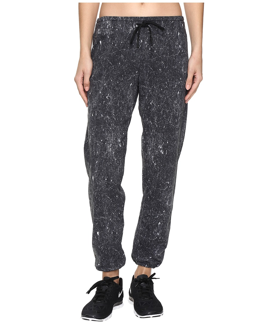 Lucy - Everyday Sweatpants (Grey Constellation Print) Women's Workout