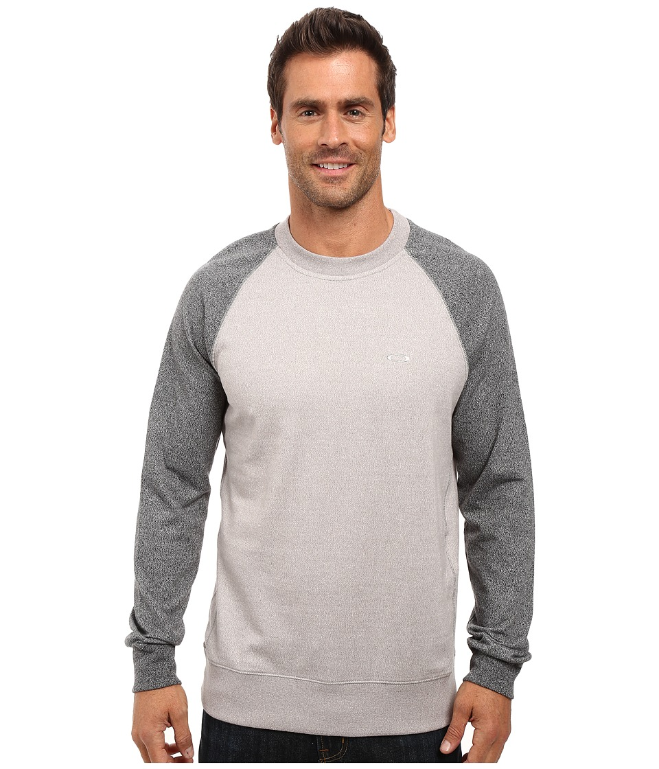 Oakley - Pennycross Crew (Granite Heather) Men's Clothing