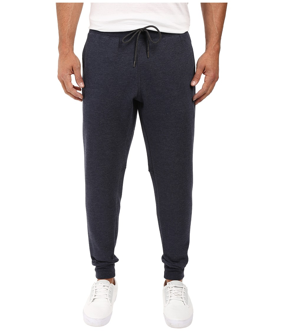 Oakley - Hazard Fleece Pants (Fathom Heather) Men's Casual Pants