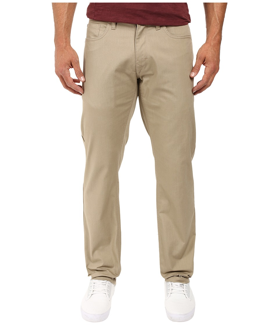Oakley - 50s Pants (Rye Light Heather) Men's Casual Pants