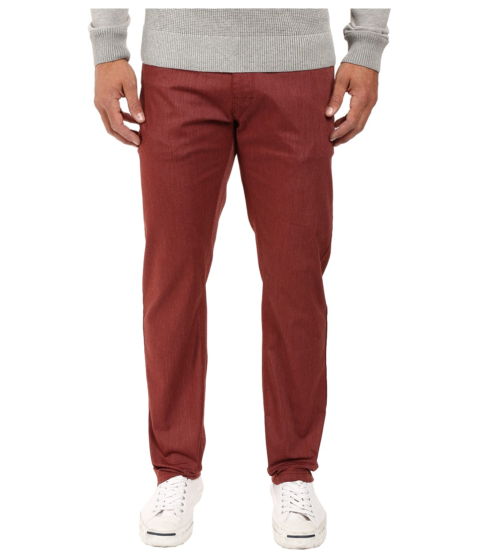 Oakley - 50s Pants (Fired Brick Dark Heather) Men's Casual Pants