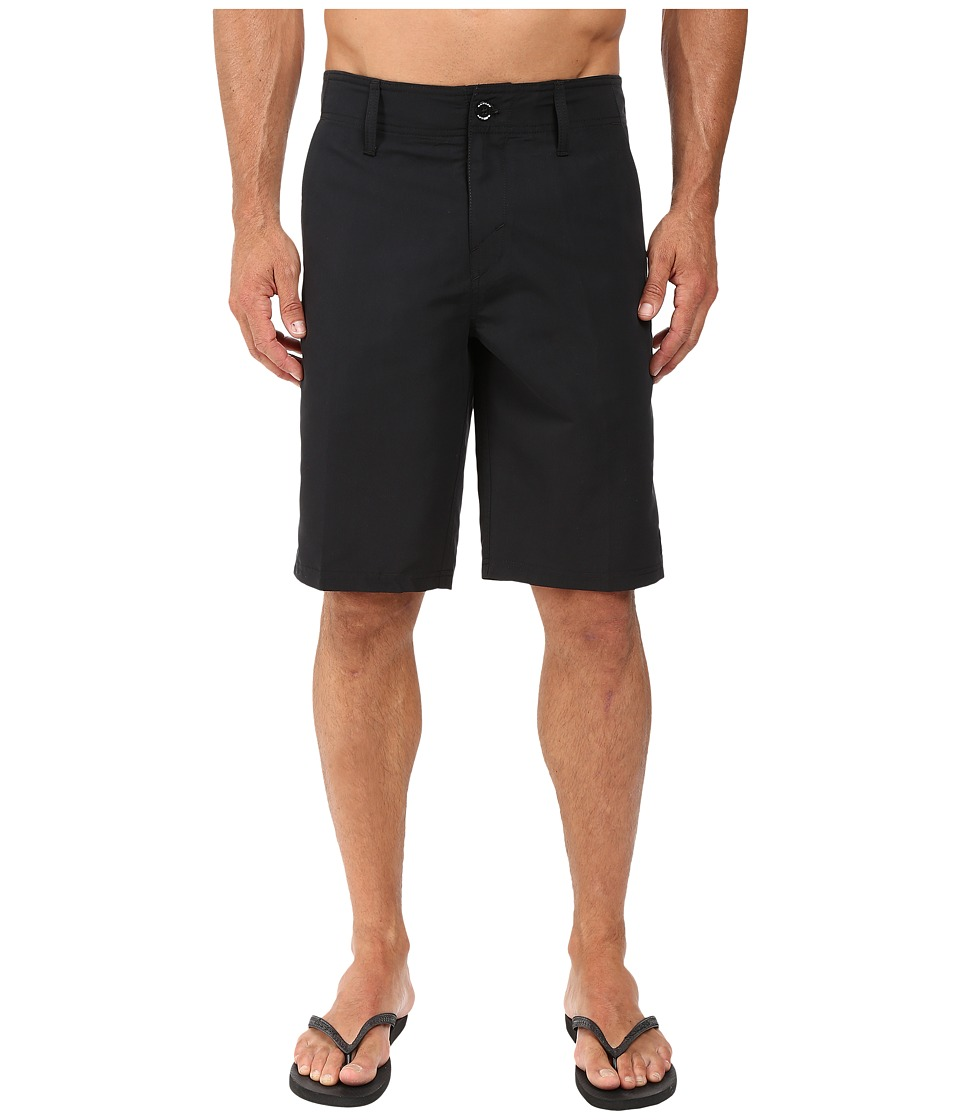 Oakley - Overdrive Hybrid Shorts (Black) Men's Shorts
