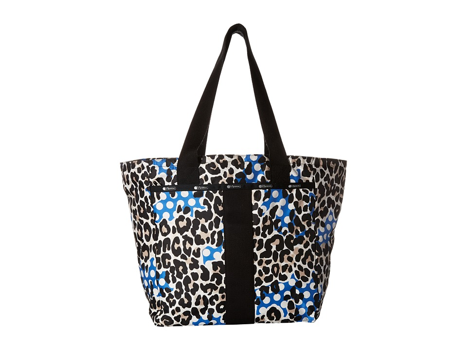 LeSportsac - Everyday Tote (Animal Dots) Tote Handbags