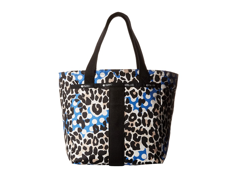 LeSportsac - Small Everyday Tote (Animal Dots) Tote Handbags