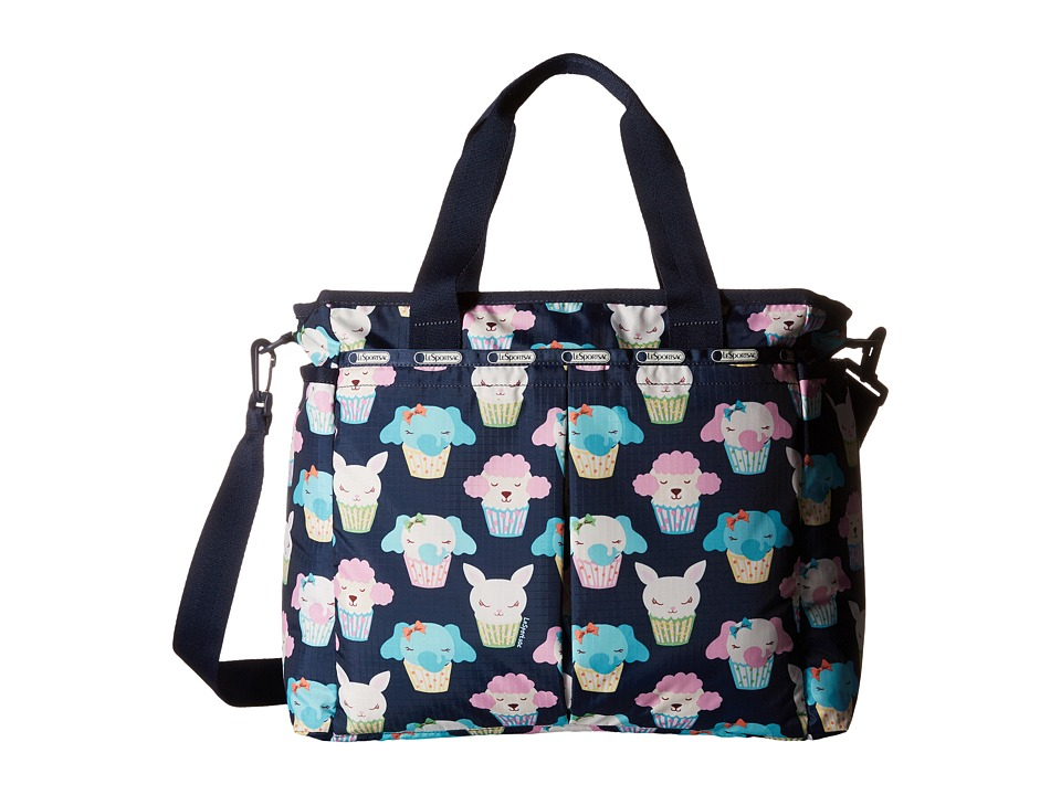 LeSportsac - Ryan Baby Bag (Babycakes Blue) Diaper Bags