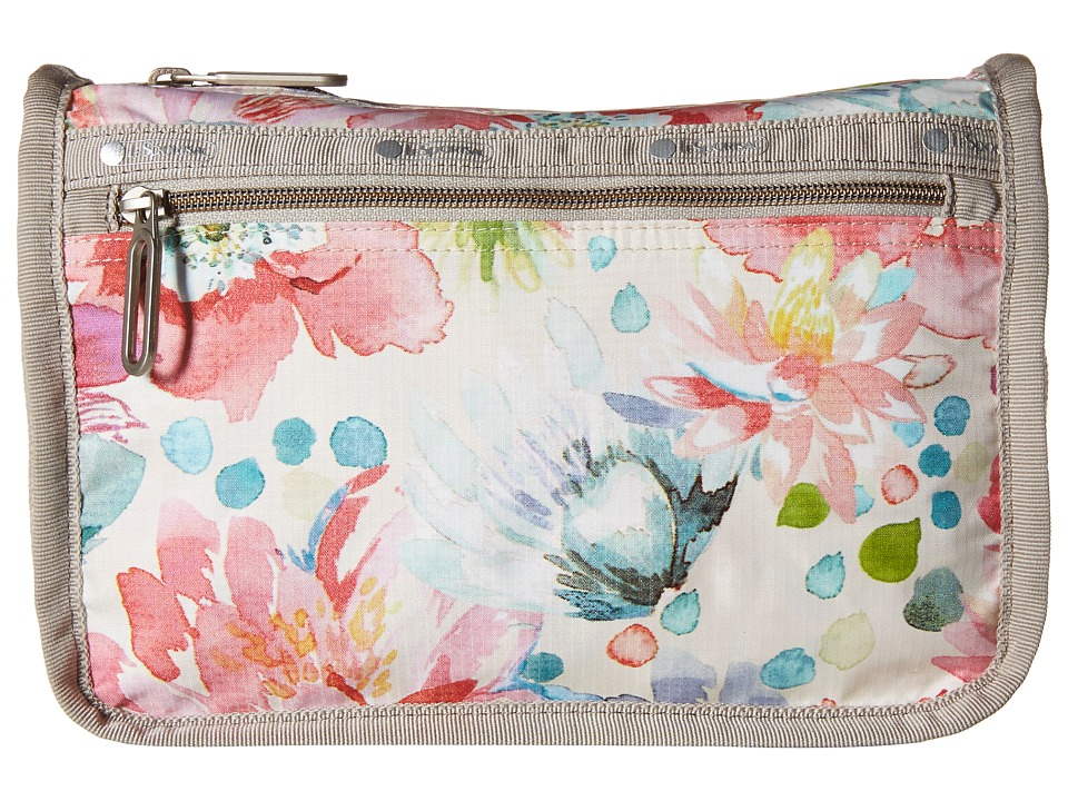 LeSportsac - Everyday Cosmetic Case (Waterlily Garden) Cosmetic Case