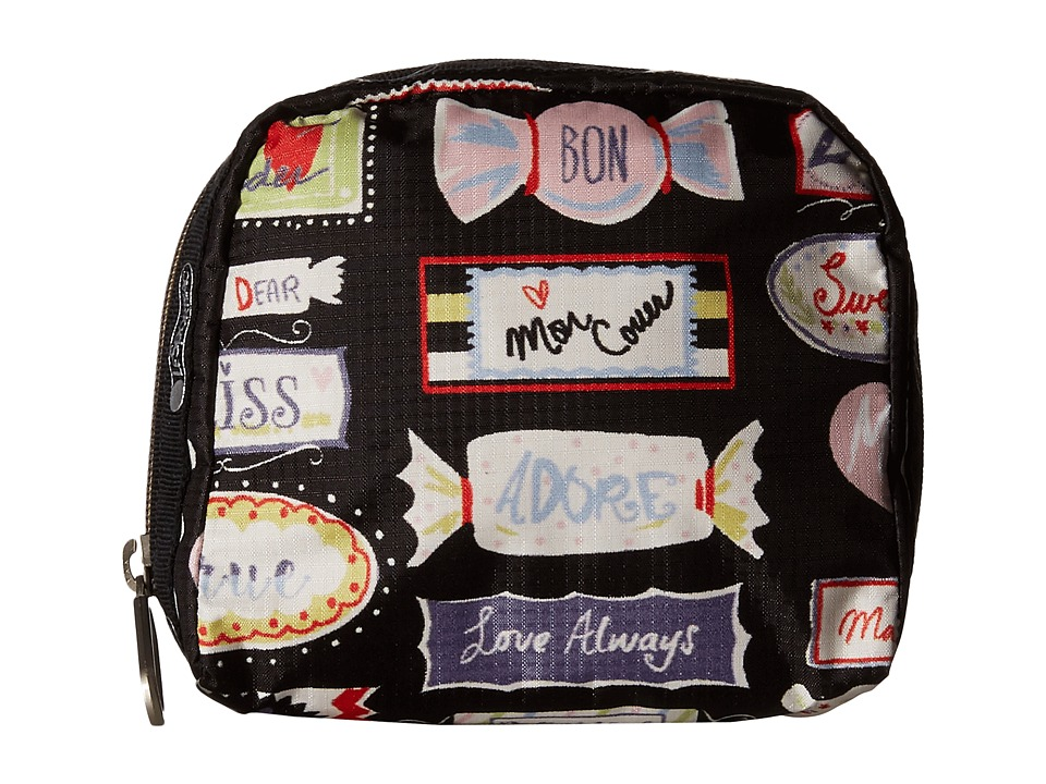 LeSportsac - SQ Essential Cosmetic Case (Sweet Talk) Cosmetic Case