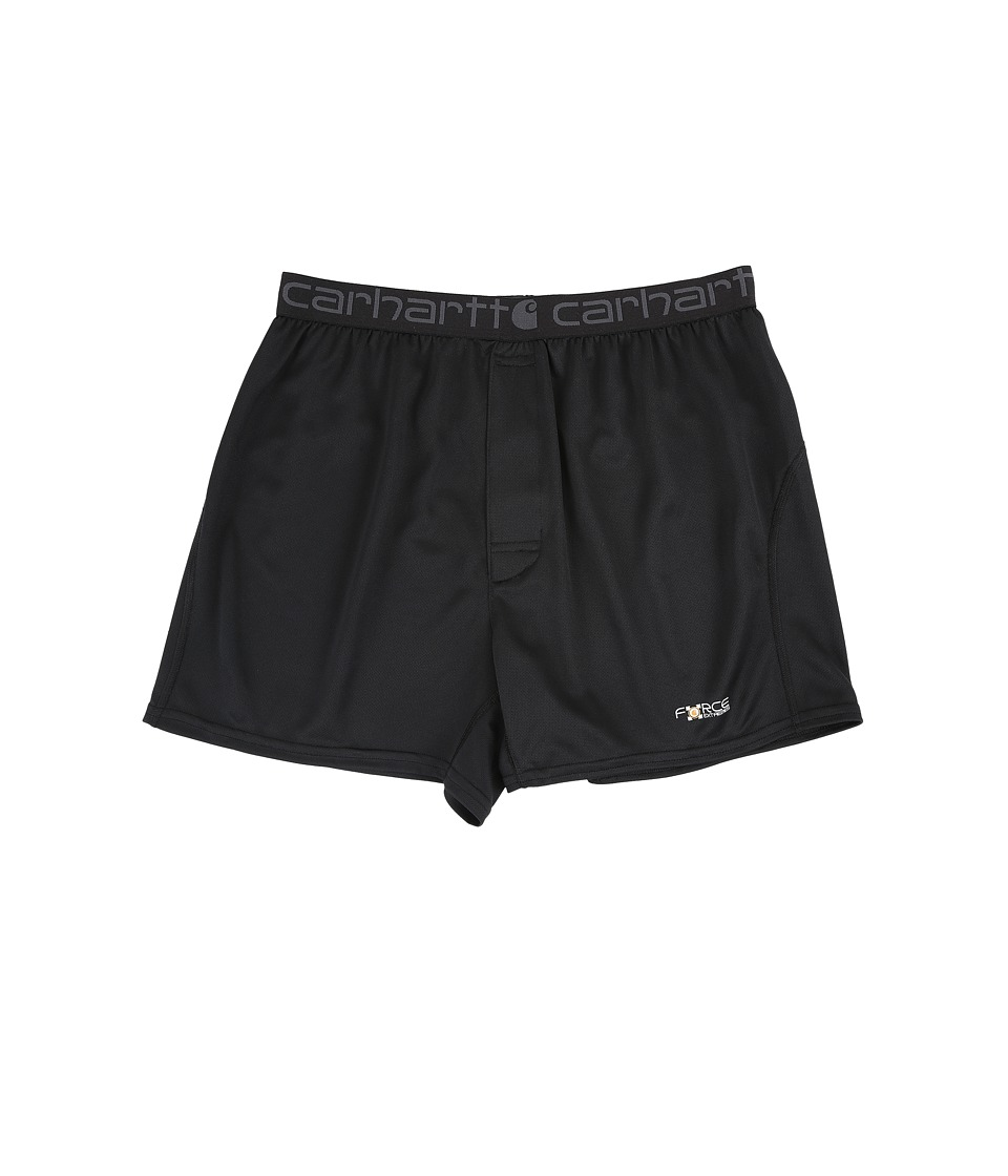 Carhartt - Base Force Extremes Lightweight Boxer (Black) Men's Underwear