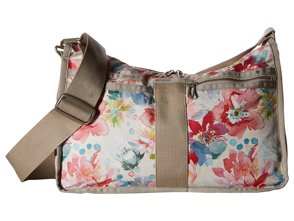 LeSportsac - Everyday Bag (Waterlily Garden) Handbags