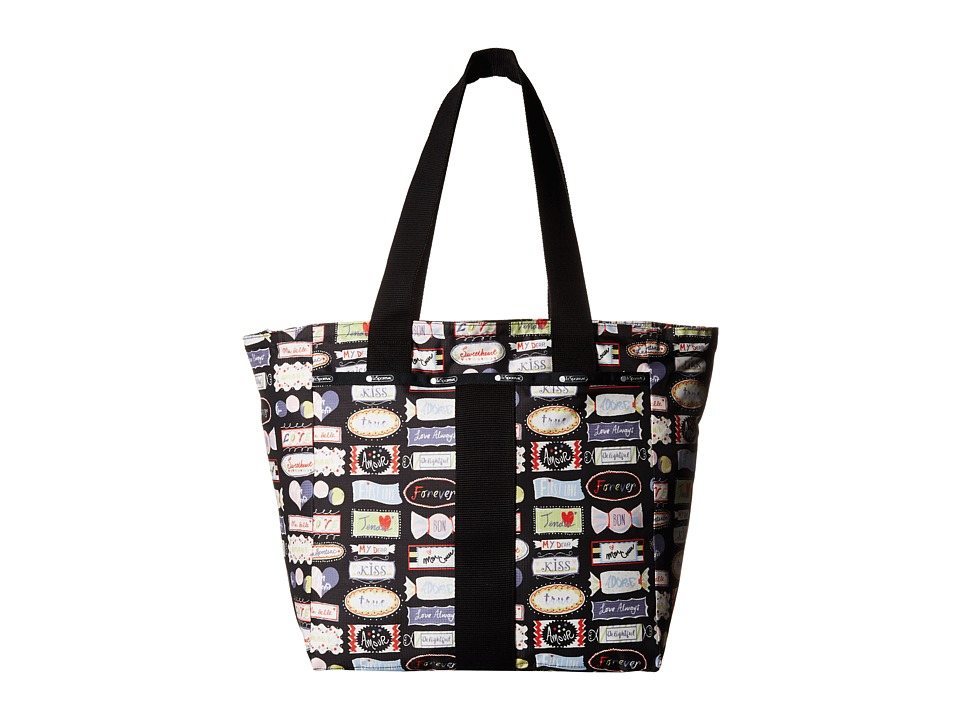LeSportsac - Everyday Tote (Sweet Talk) Tote Handbags