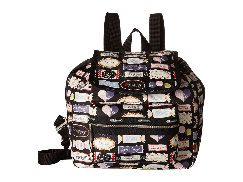 LeSportsac - Mini Voyager (Sweet Talk) Handbags