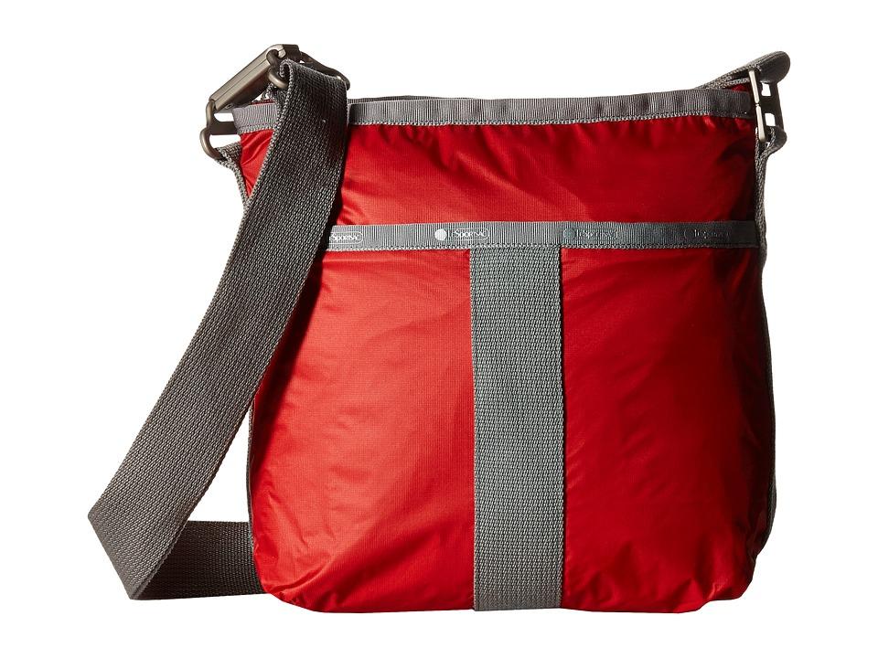 LeSportsac - Essential Crossbody (Classic Red) Cross Body Handbags