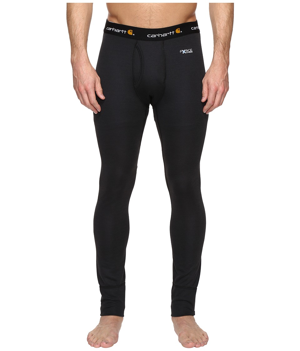 Carhartt - Base Force Extremes Cold Weather Bottoms (Black) Men's Underwear