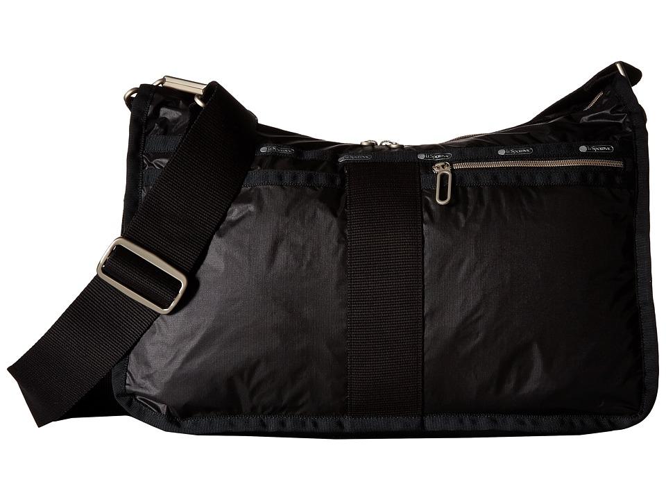 LeSportsac - Everyday Bag (True Black) Handbags