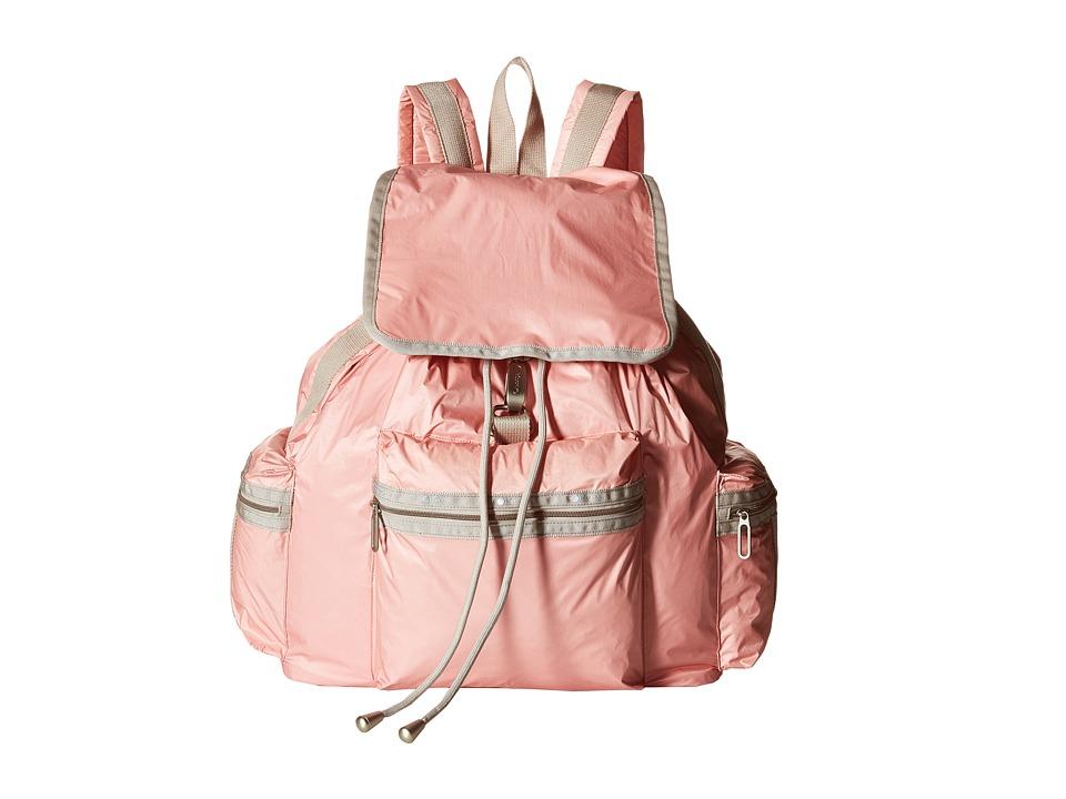 LeSportsac - 3-Zip Voyager (Cherry Blossom) Handbags