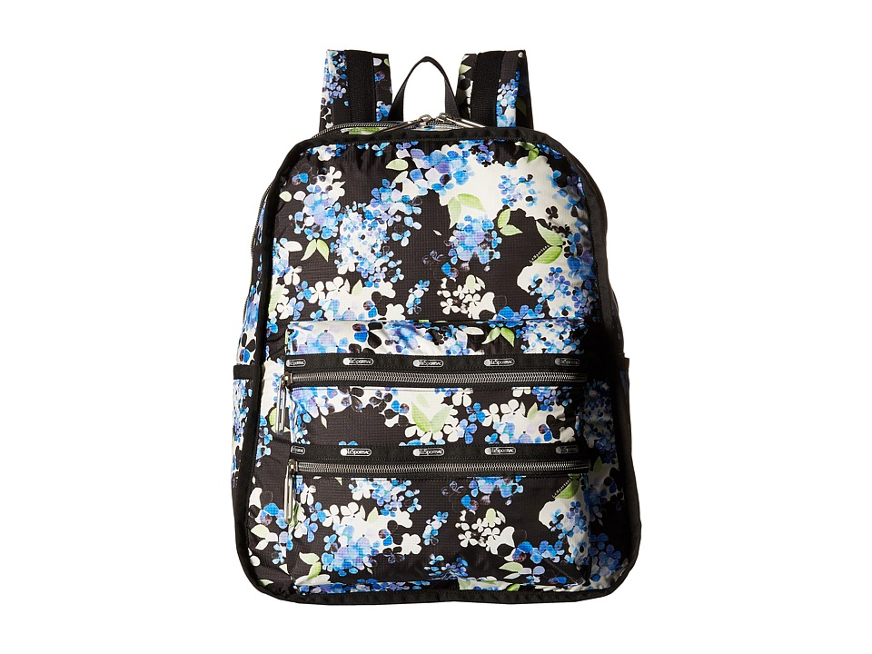 LeSportsac - Functional Backpack (Flower Cluster) Backpack Bags