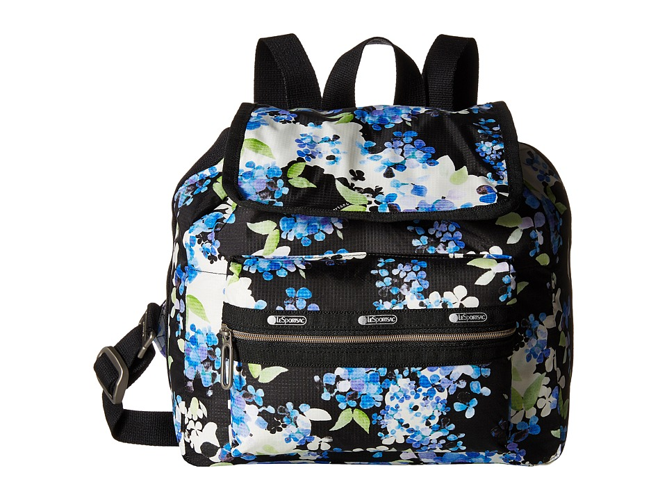 LeSportsac - Mini Voyager (Flower Cluster) Handbags