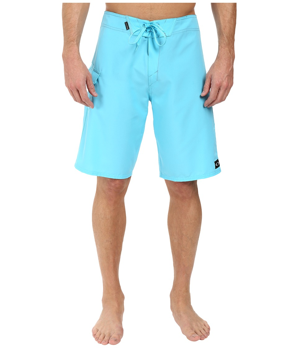 Oakley - Fiji Cargo 21 Boardshorts (Illumination Blue) Men's Swimwear