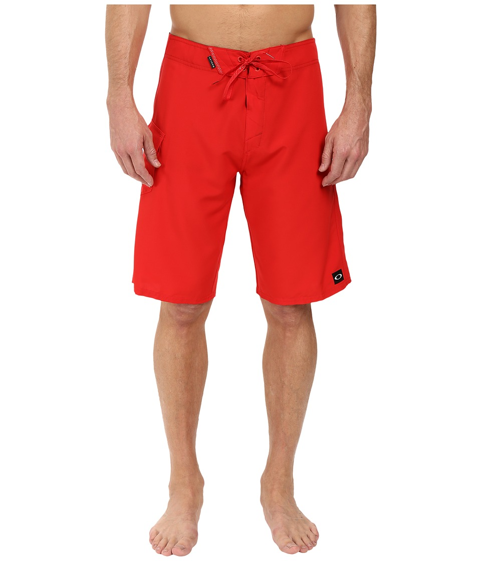 Oakley - Fiji Cargo 21 Boardshorts (Red Line) Men's Swimwear