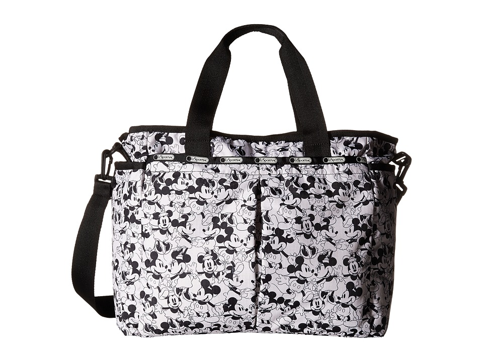 LeSportsac - Ryan Baby Bag (Mickey Loves Minnie) Diaper Bags